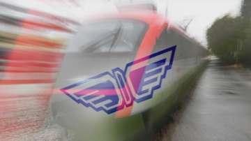 Влак се запали край гара Роман, няма пострадали пътници