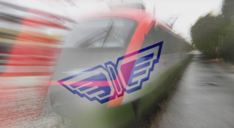 затруднено движението влаковете направлението софия мездра