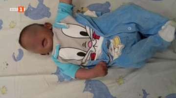 Изоставеното бебе в Пловдив вече е настанено в приемно семейство