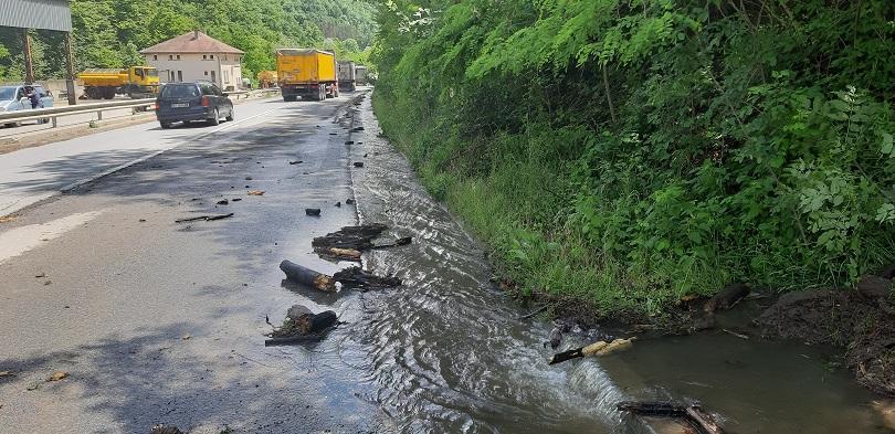 Частично бедствено положение за пет села в Старозагорско
