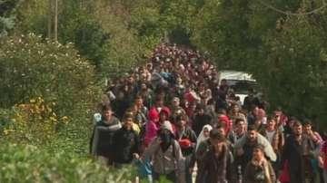 Бежанската криза в Европа
