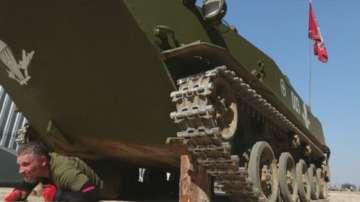 Тематичен военен парк отвори врати в Беларус