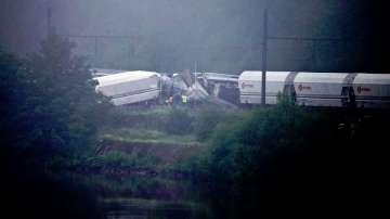 Трима загинали при влакова катастрофа в Белгия