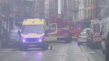 Взрив уби един човек и рани седем в жилищен блок в Брюксел