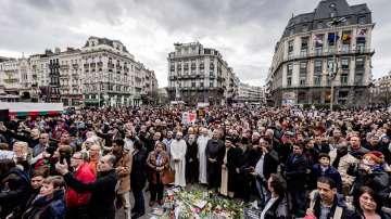 Брюксел след терора - година по-късно