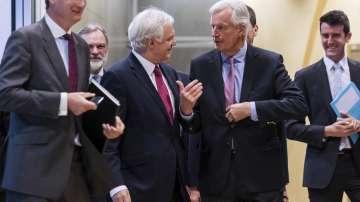 В Брюксел започнаха преговорите за Брекзит