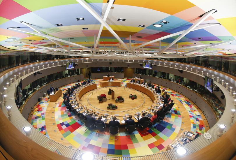 снимка 1 Вишеградската четворка дава 35 млн. евро за укрепване границите на ЕС