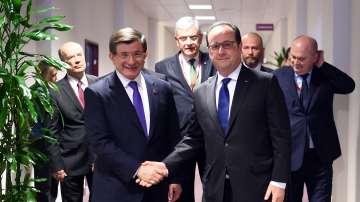 ЕС и Анкара решиха да бъдат върнати всички мигранти от Гърция в Турция