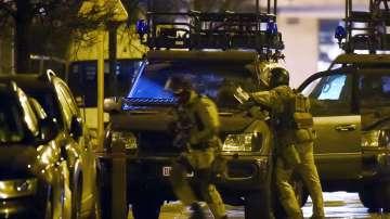 Полицейска акция в Брюксел, търсят заподозрени за атентатите в Париж