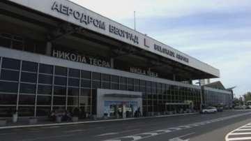 Евакуираха самолет на летището в Белград заради сигнал за бомба