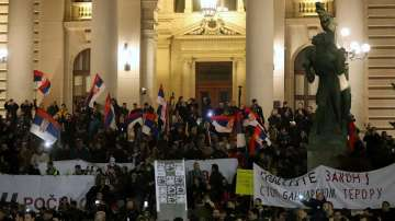 Нови антиправителствени протести в Сърбия