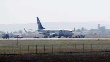 Самолет на Иджипт еър  блокира за часове летището в Белград
