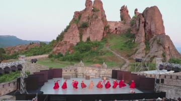 """Започна фестивалът """"Опера на върховете - Белоградчишки скали"""
