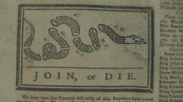 Страница от стар вестник беше продадена за 50 000 долара заради ценна карикатура
