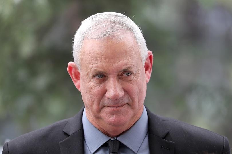 """""""Обединен арабски списък"""" препоръчва Бени Ганц за министър-председател на Израел,"""