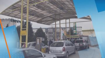 Изясняват обстоятелствата около обира на бензиностанцията в Стара Загора
