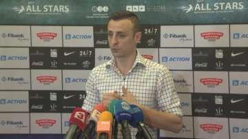 Звездите на Бербатов и Фиго играят мача на годината тази вечер в София