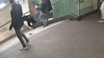 Повдигат обвинения срещу нападателя от берлинското метро
