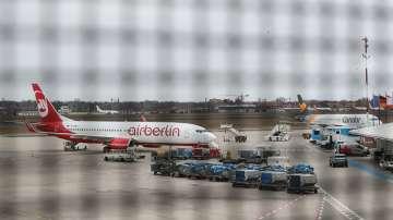 Наземният персонал на берлинските летища излиза на нова стачка