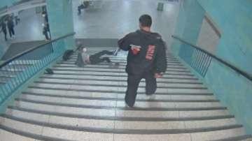 Поредно арогантно нападение в берлинското метро