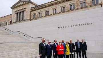 Островът на музеите в Берлин е завършен