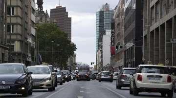 Забраниха движението на част от дизеловите коли в Берлин