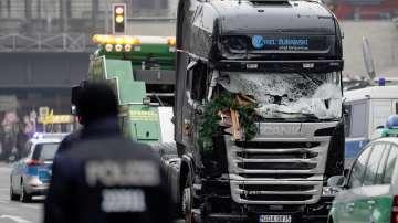 23-годишен пакистанец е вероятният извършител на атаката с камион в Берлин
