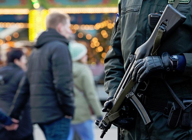 берлин арестуван мъж връзка атентата коледния базар