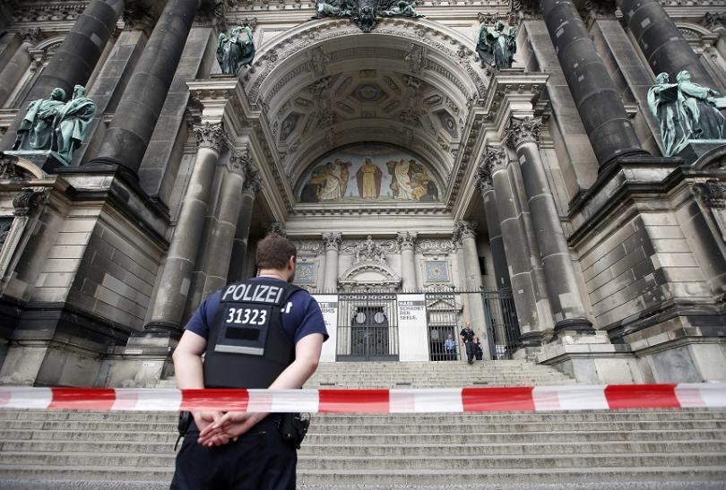 отмениха традиционното неонацистко шествие берлин заради слабо присъствие