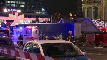 9 убити и над 50 ранени на коледния базар в Берлин