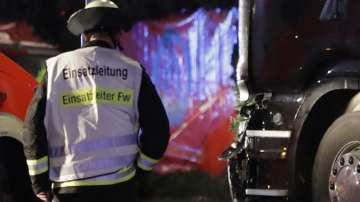 Шофьорът на камиона в Берлин е арестуван
