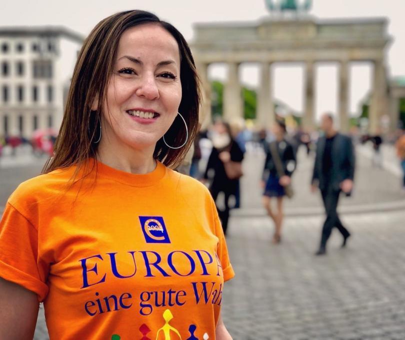 снимка 5 Умерена активност и гласуване без нарушения в избирателната секция в Берлин