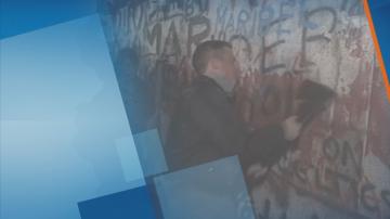 Падането на Берлинската стена и революциите в Източния блок