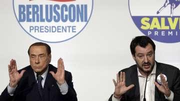 Преди изборите в Италия: Блокът около Берлускони на път към властта