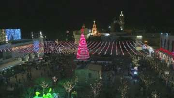 Със засилени мерки за сигурност Витлеем посрещна Рождество Христово