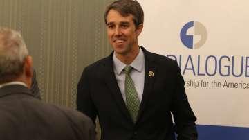 Изгряващата звезда на демократите Бето ОРурк се кандидатира на президент на САЩ