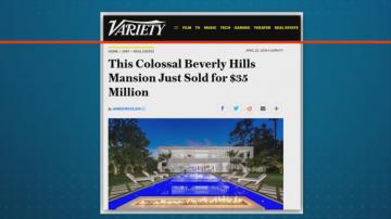 Българин ли е купил най-скъпото имение в Бевърли Хилс?