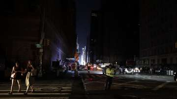 Манхатън остана без ток за няколко часа
