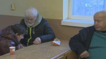 150 души нощуваха в кризисния център за бездомни в София