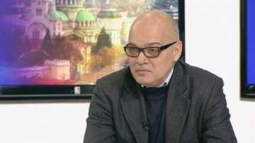 Тихомир Безлов: Заплахите за убийство са за отклонение на вниманието