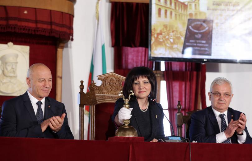 снимка 1 България отбелязва 140 години от приемането на първата Конституция