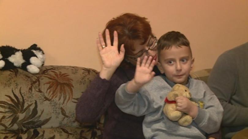 6-годишният Никола Велчев от Варна е едно от децата на