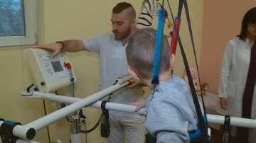 Болница в Пловдив има нужда от апаратура за лечение на церебрална парализa