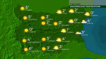 Валежите ще спрат, но в Източна България ще остане ветровито