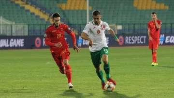 С равенство завърши футболният двубой между Черна гора и България