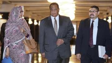 Външният министър на Судан на първа официална визита у нас