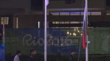 Издигнаха българския флаг в Олимпийското село в Рио
