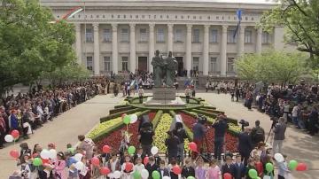 Тържествено шествие в София за Деня на българската просвета и култура