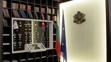 Президентската библиотека отвори врати