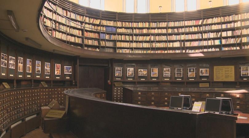 Снимка: Библиотеката на Софийския университет Св. Климент Охридски навърши 130 години